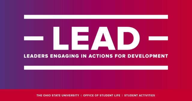 LEAD Series Informational Graphic