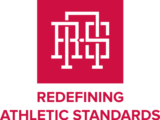 Redefining-Athletic-Standards Logo