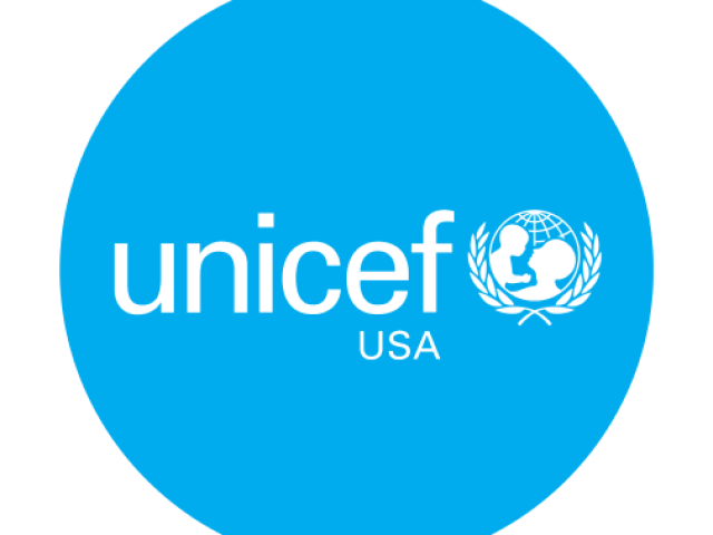 UNICEF at Ohio State Logo
