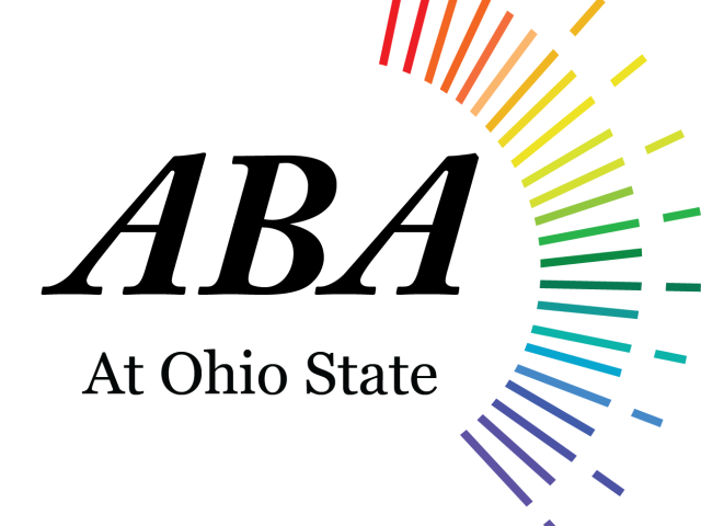 ABA at Ohio State logo