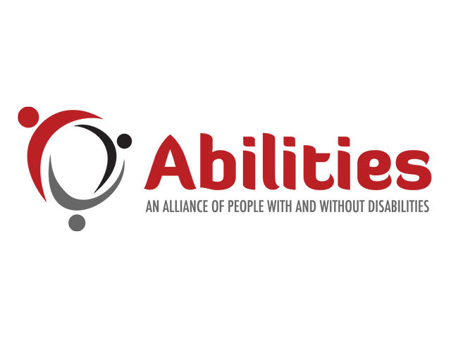 Abilities: An Alliance of People With and Without Disabilities Logo