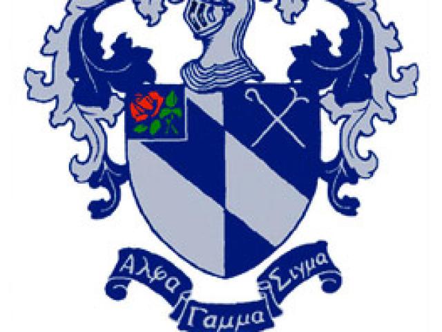 Alpha Gamma Delta Crest