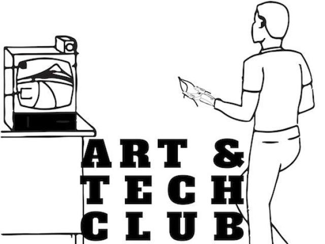 Art & Technology Club logo
