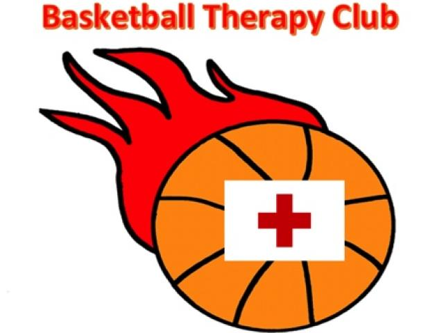 Basketball Therapy Club Logo