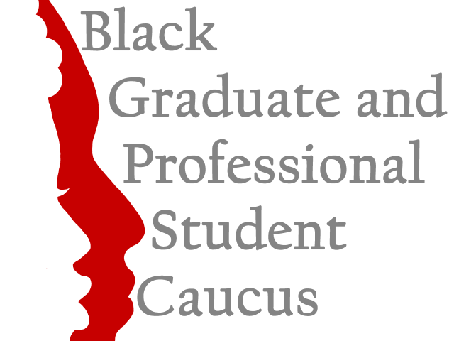 Black Graduate and Professional Student Caucus Logo