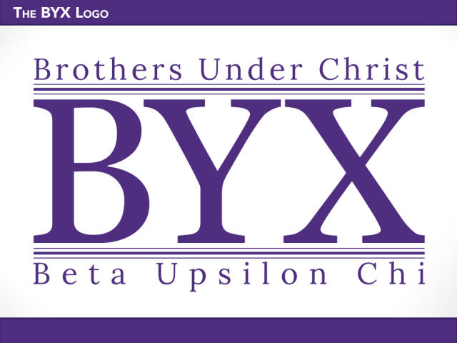 Beta Upsilon Chi Logo