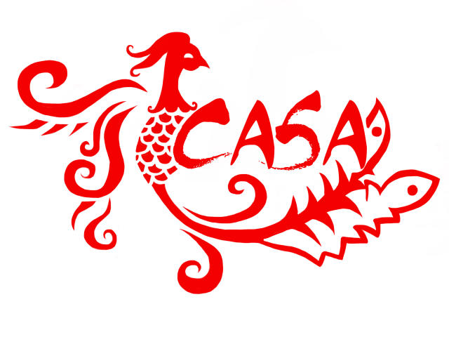 Chinese American Student Association logo