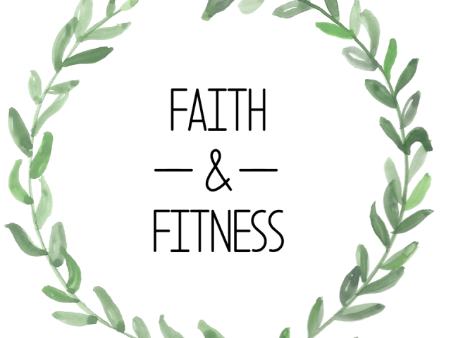 Faith & Fitness Logo