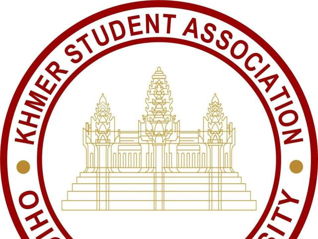 The Khmer Student Association at The Ohio State University Logo