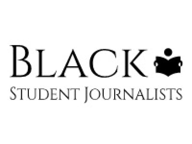 National Association of Black Journalists at Ohio State Logo