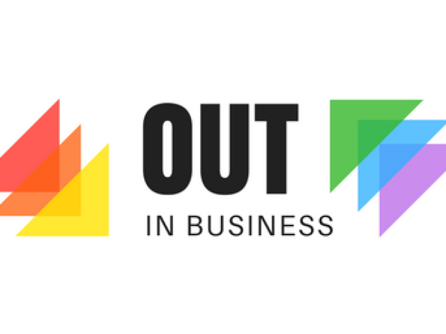 Out in Business Logo