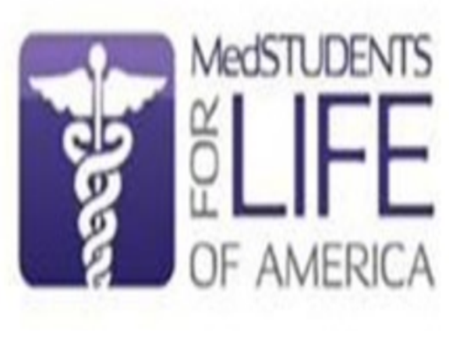Med Students for Life Logo