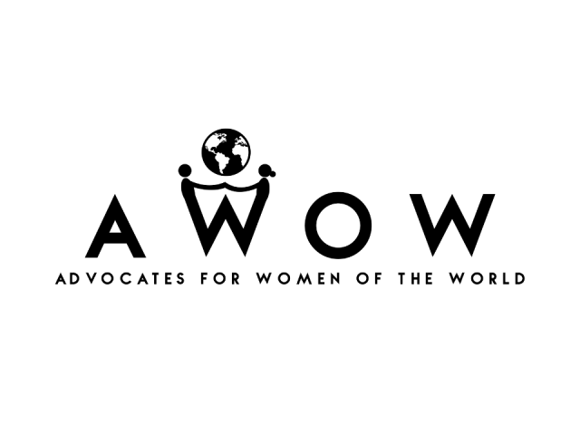 Advocates for Women of the World logo