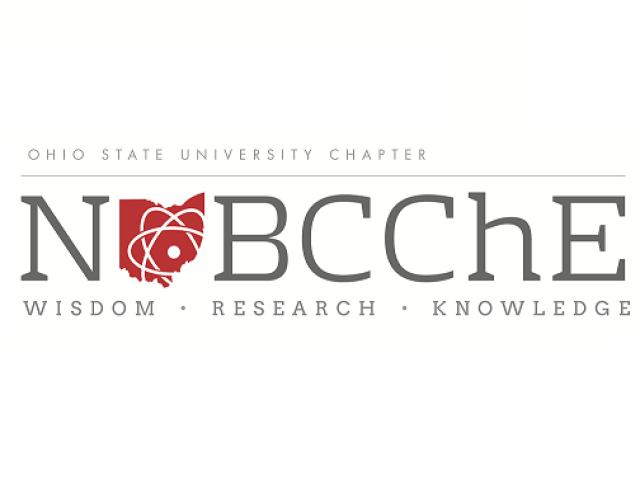 National Organization for the Professional Advancement of Black Chemists and Chemical Engineers at The Ohio State University Logo