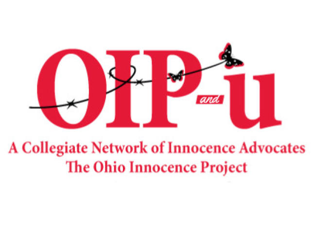 Ohio Innocence Project - Collegiate Chapter Logo
