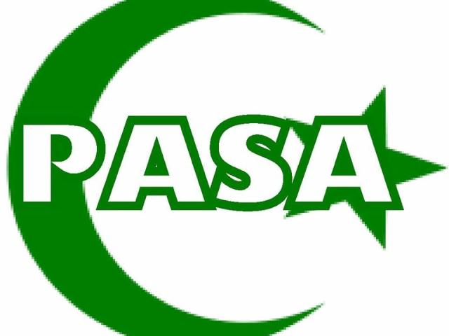 Pakistani American Students' Association Logo