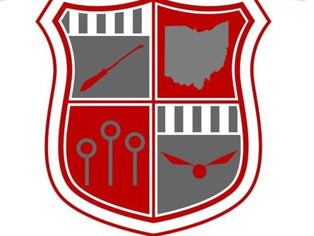 The Quidditch League at The Ohio State University Logo