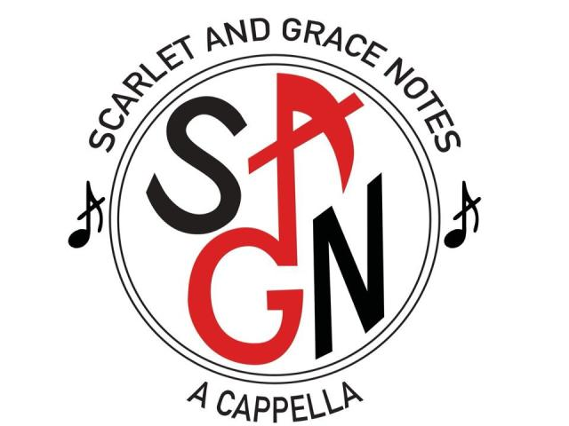 Scarlet and Grace Notes Logo