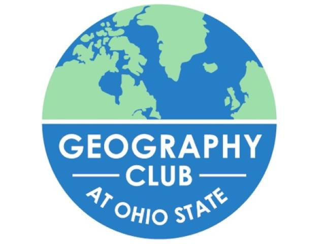 Geography Club at Ohio State Logo