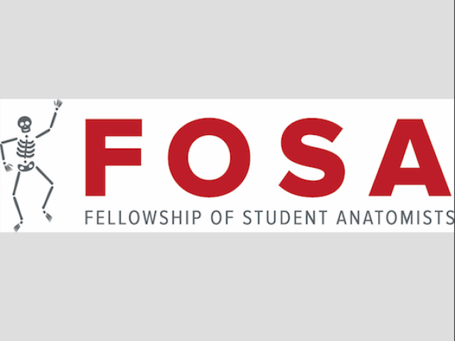 Fellowship of Student Anatomists Logo