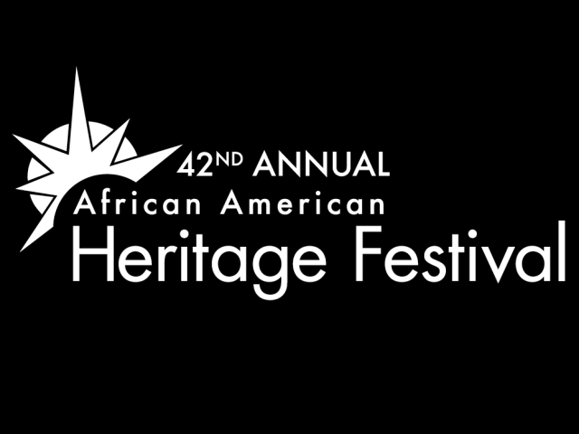 African American Heritage Festival Logo