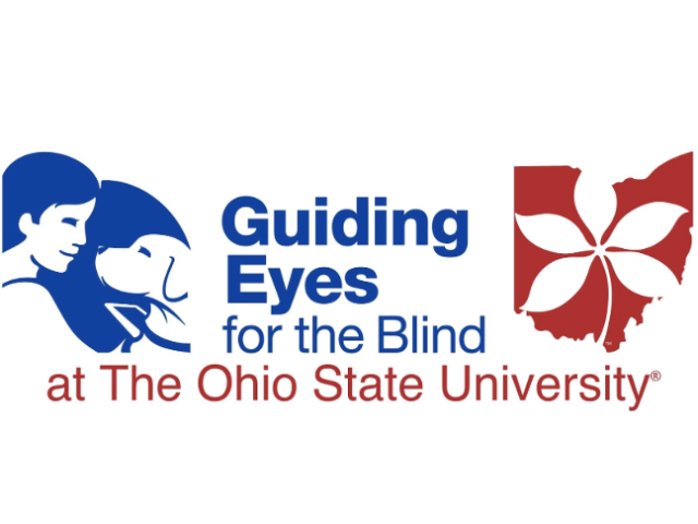 Guiding Eyes for the Blind at the Ohio State University Logo