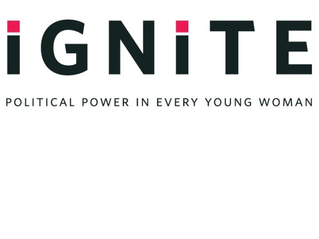 IGNITE Women in Politics Logo