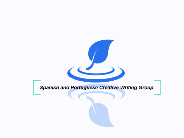 Spanish and Portuguese Creative Writing Group logo