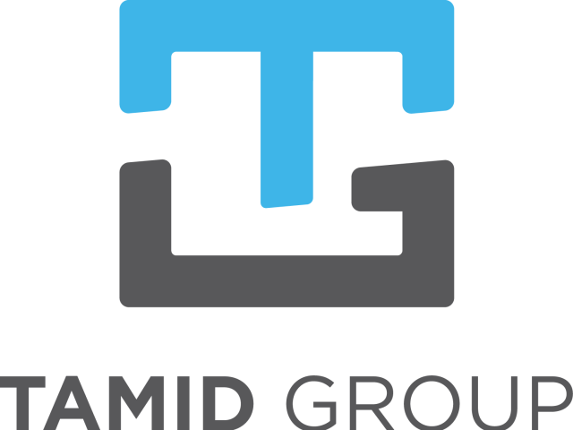 TAMID Group at Ohio State Logo
