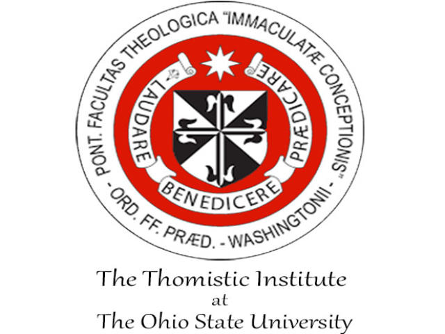 The Thomistic Institute at The Ohio State University  Logo