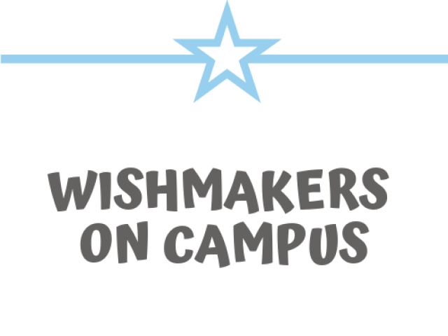 Make-A-Wish at Ohio State Logo
